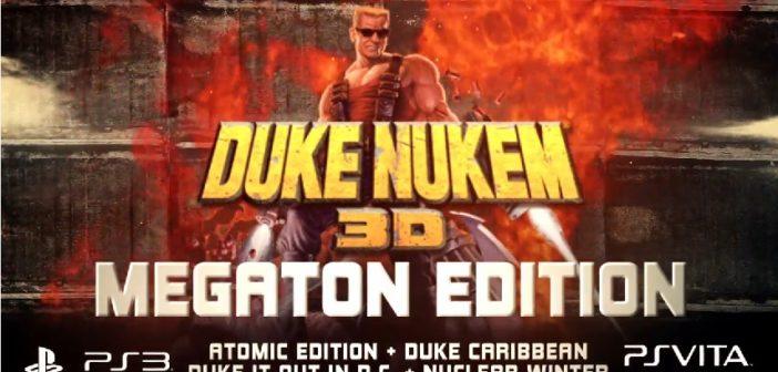Duke Nukem 3D Megaton, l'édition cultissime