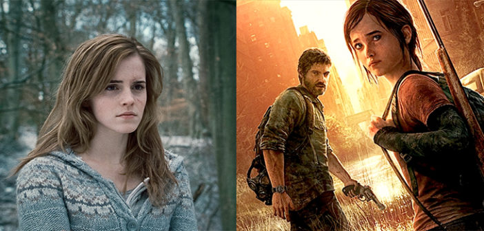 Emma Watson The Last of Us