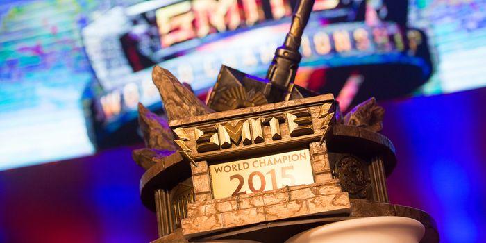 SMITE World Championship _Trophy1