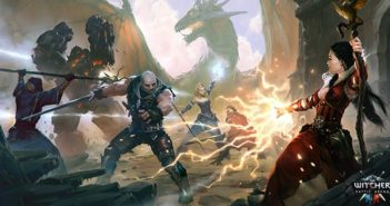 The Witcher Battle Arena de sortie sur mobiles