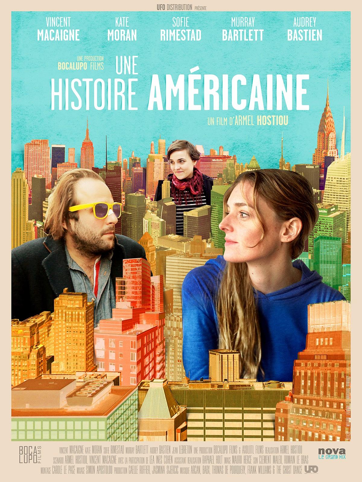 Vincent Macaigne vit Une Histoire Américaine