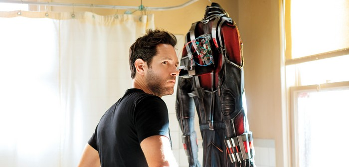 Le costume d'Ant-Man en détail !