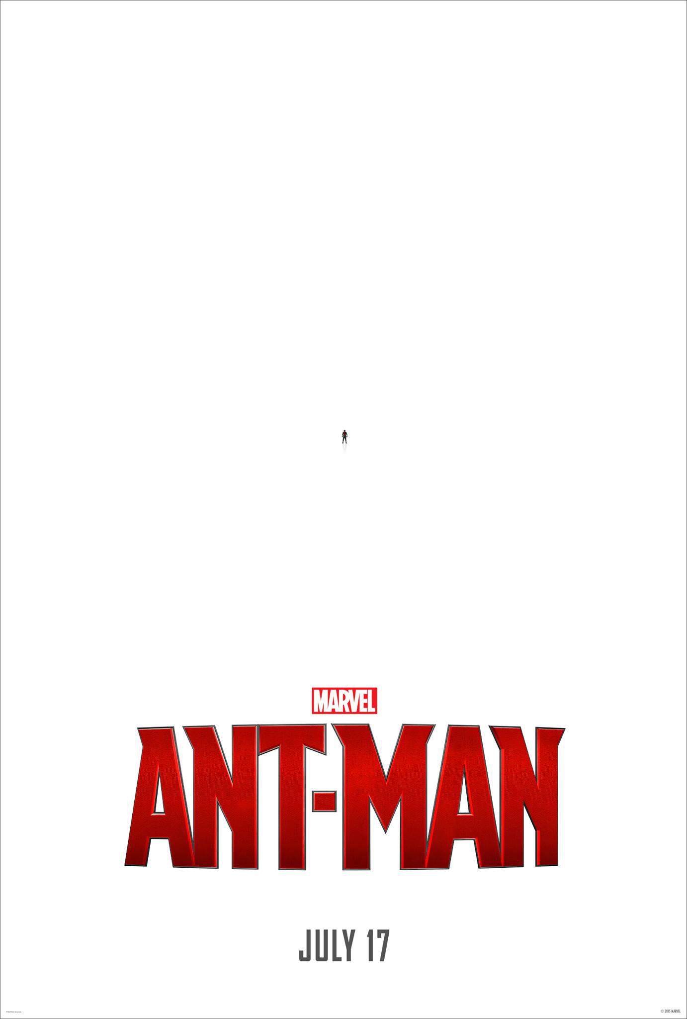 Ant-Man : bande-annonce pour l'homme-fourmi