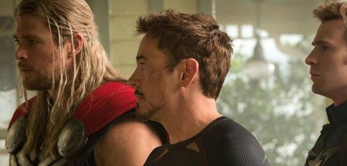 Une bande-annonce toute chaude pour Avengers : l'ère d'Ultron