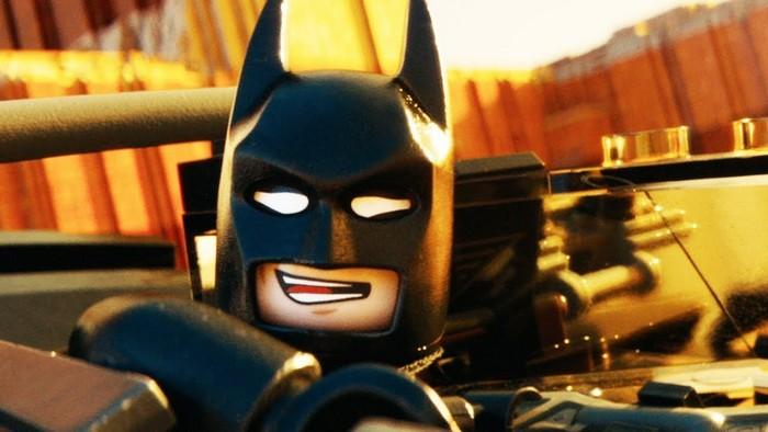 Lego Batman a trouvé son Alfred