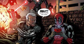 Deadpool part en chasse de T.J. Miller et Ed Skrein !