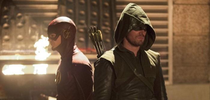 Flash et Arrow réunis dans la série Vixen !