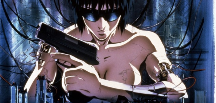 Ghost in the Shell a son héroïne !