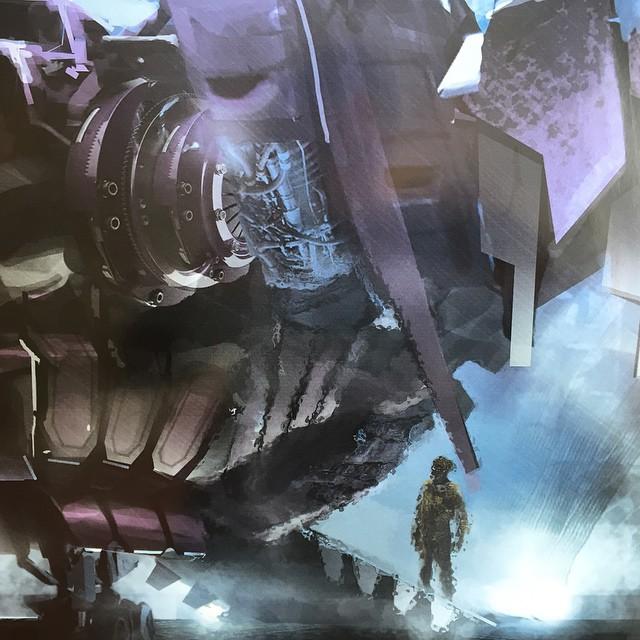 Premier concept-art pour X-Men Apocalypse