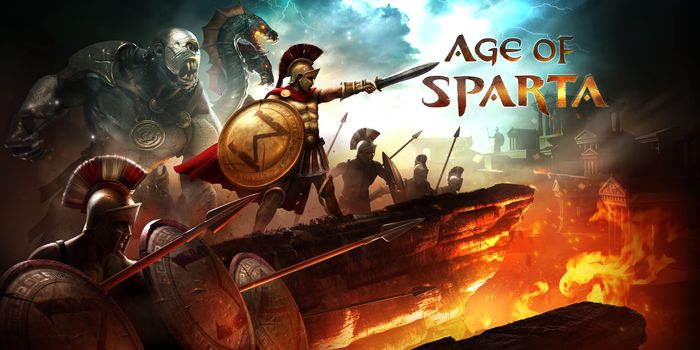 Age of Sparta entrez en Grèce gratuitement dès aujourd'hui !