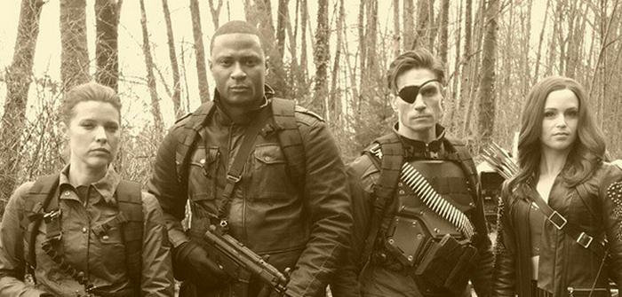 Suicide Squad de retour dans Arrow