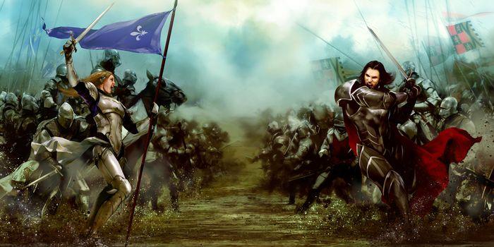 Bladestorm: Nightmare : la guerre de Cent ans en démo !