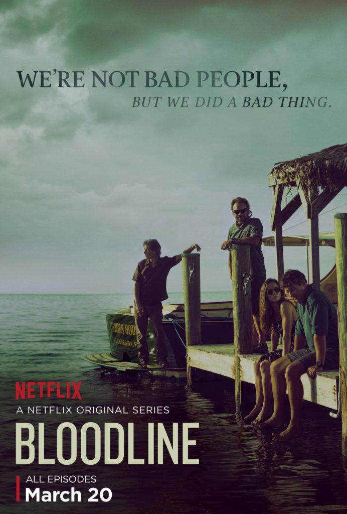 Bloodline : bande-annonce choc pour la nouvelle série Netflix