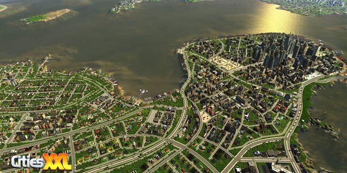 Cities XXL se lance aujourd'hui en téléchargement !