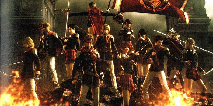 Final Fantasy Type-0 HD un nouveau trailer de gameplay