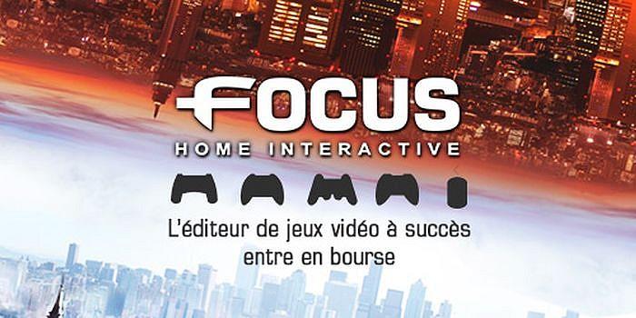 Focus Home Interactive entre avec succès en bourse