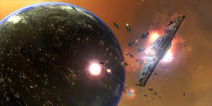 Homeworld Remastered lancé, avec une vidéo !
