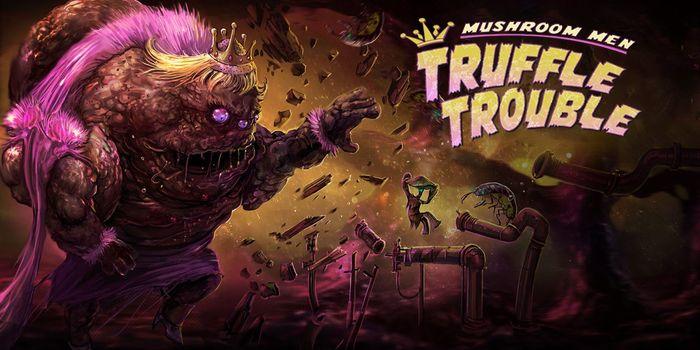 Mushroom Men: Truffle Trouble : sortie prévue pour mars !