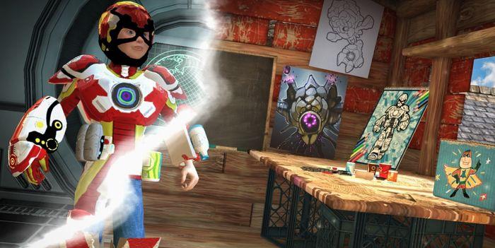 Playworld Superheroes laissez parler la créativité des enfants !