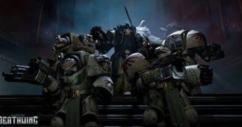 Space Hulk : Deathwing une vidéo au son des Kadebostany