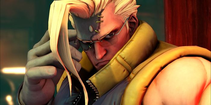 Street Fighter V serez-vous Charlie _