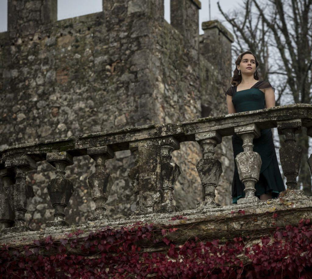 Emilia Clarke dans un thriller fantastique