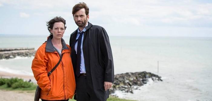 Broadchurch saison 3 : David Tennant et Olivia Colman rempilent