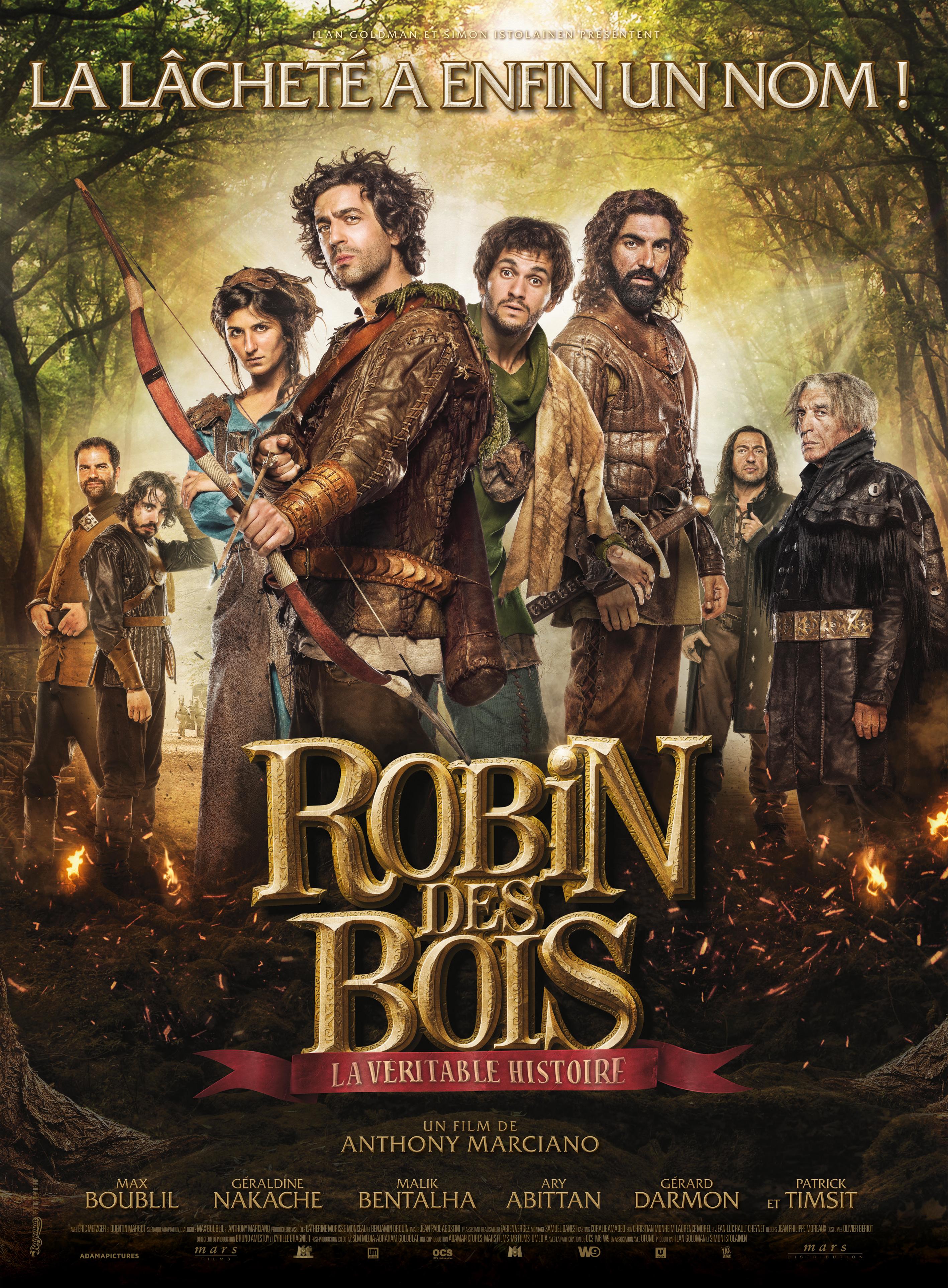 Robin des Bois, la véritable histoire en vidéo