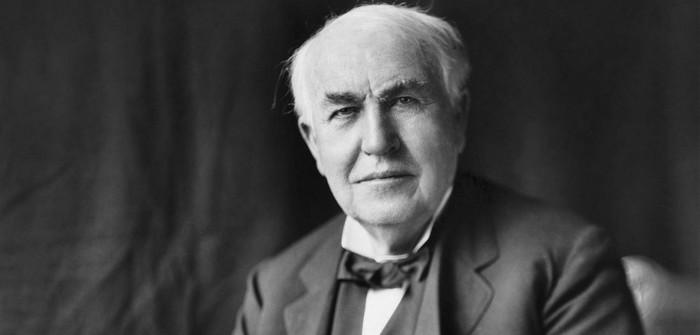 Thomas Edison, sa vie, son œuvre, son film par J.J. Abrams ?