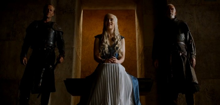 Game of Thrones : le bêtisier de la quatrième saison