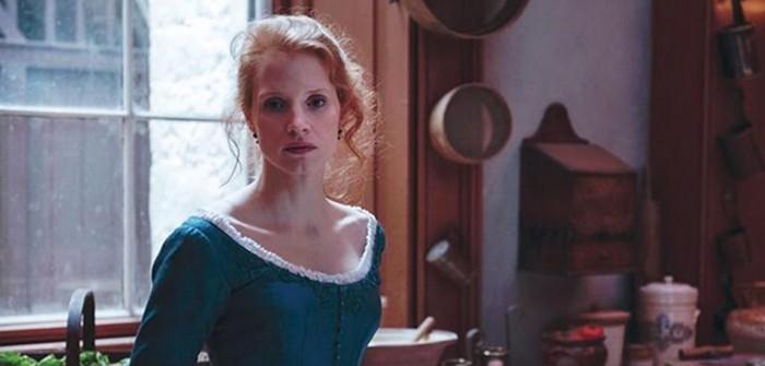 Jessica Chastain dans Blanche-Neige et le Chasseur 2