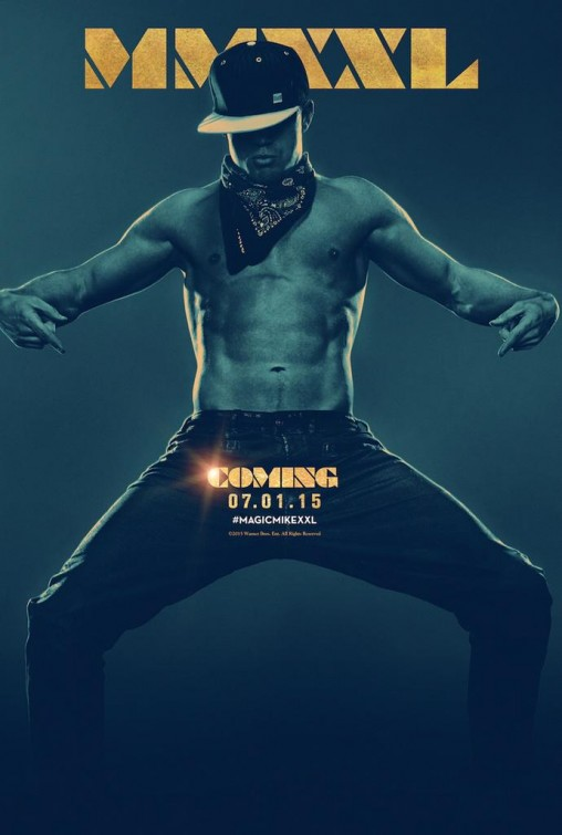Magic Mike XXL : le teaser chaud bouillant !