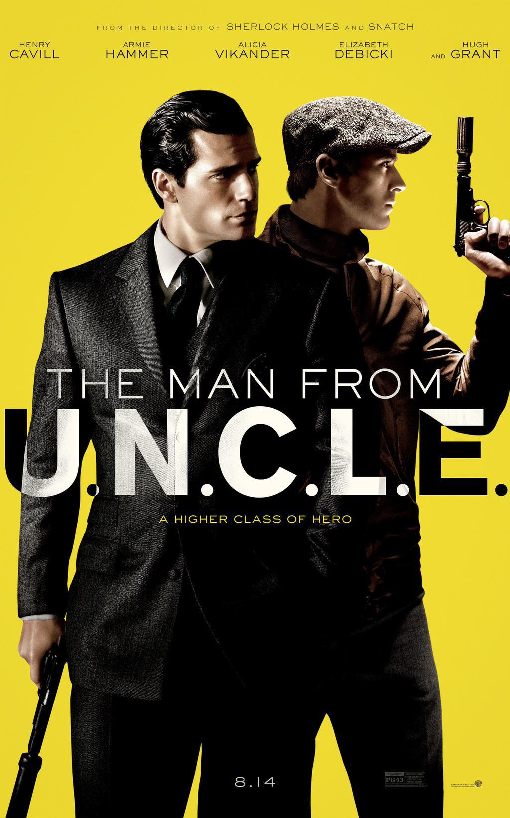 Agents très spéciaux - Code U.N.C.L.E : les espions cools en vidéo