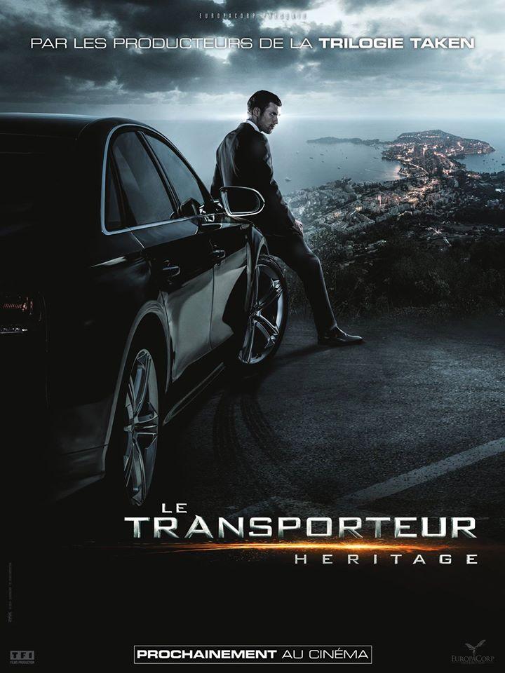 Le Transporteur - Héritage : Ed Skrein fait du Statham en vidéo