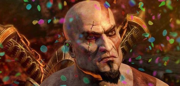God Of War III Remastered confirmé sur PS4.