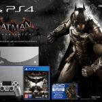 La Playstation 4 se fait belle pour le chevalier noir