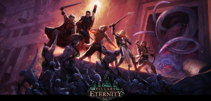 Pillars of Eternity fête sa sortie avec une vidéo