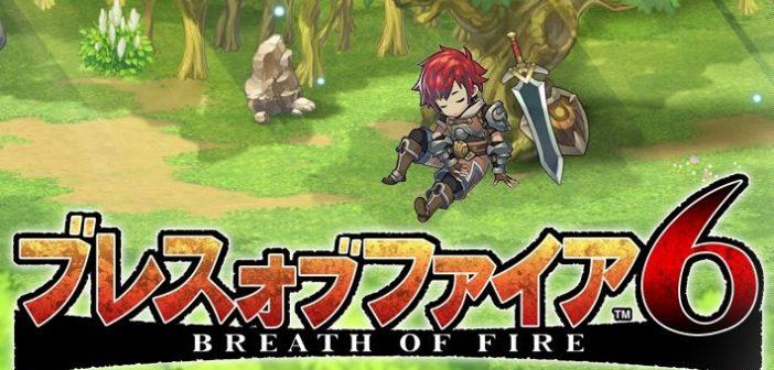 Breath of Fire 6 se montre enfin.
