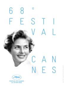 Cannes Affiche 2015 Ingrid Bergman