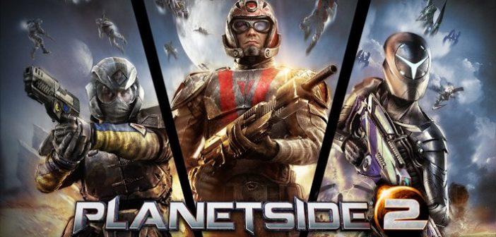 PlanetSide 2: la béta PS4 pour très bientôt