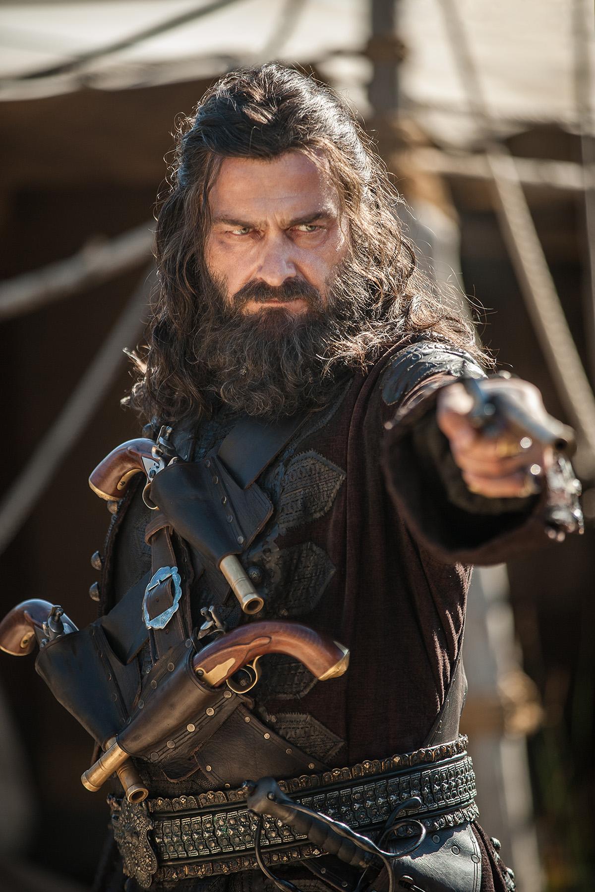 Black Sails : Ray Stevenson dans la peau d'un célèbre pirate