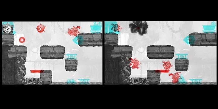 Dig Rush premier jeu vidéo pour traiter l'amblyopie