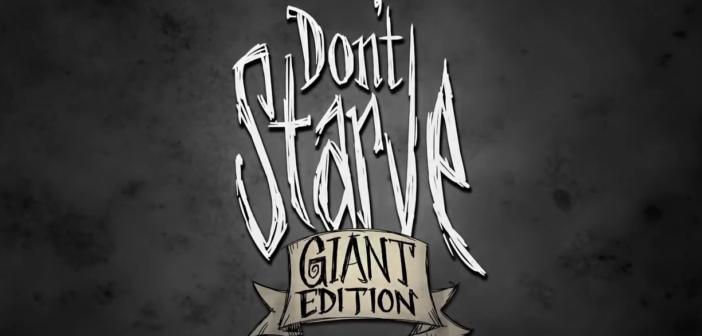 Don't Starve Giant Edition et ses ombres demeuront sur WII U