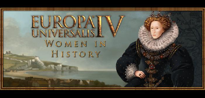 Europa Universalis IV célèbre la journée de la femme avec des DLC gratuits