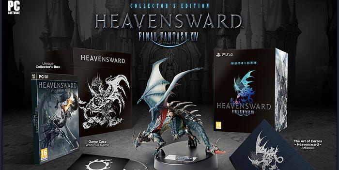 Final Fantasy XIV : Heavensward, les précommandes ouvertes
