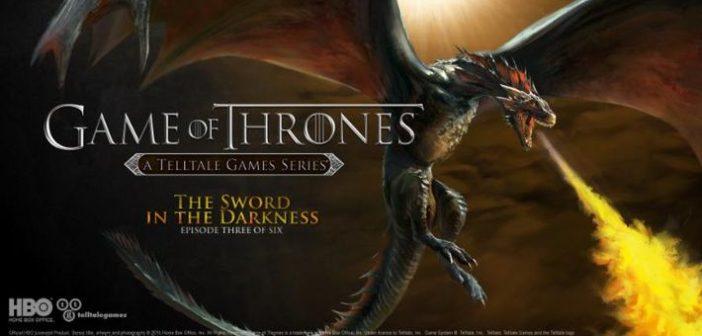 Game of Thrones : 'The Sword in the Darkness' en vidéo !