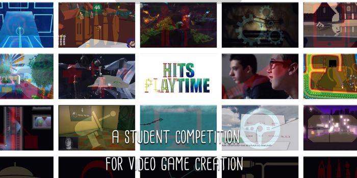 Hits Playtime 2015 - Assistez à la création de jeux étudiants