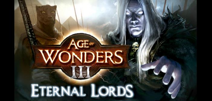 L'extension Age of Wonders III: Eternal Lords annoncé !