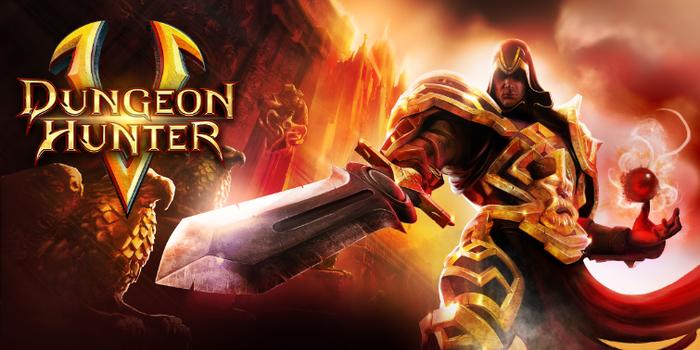La série Dungeon Hunter revient dans un 5ème opus !