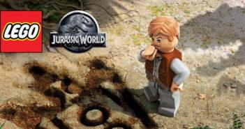 LEGO Jurassic World : un premier trailer teinté d'humour